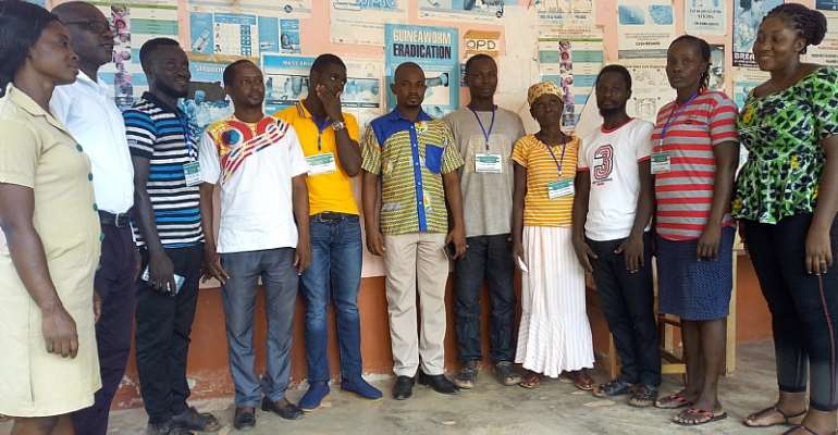 Birim Central Boosts Research Into TB Detection