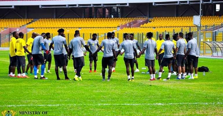 Black Stars To Get US$10,000 Winning Bonus Against Harambee Stars