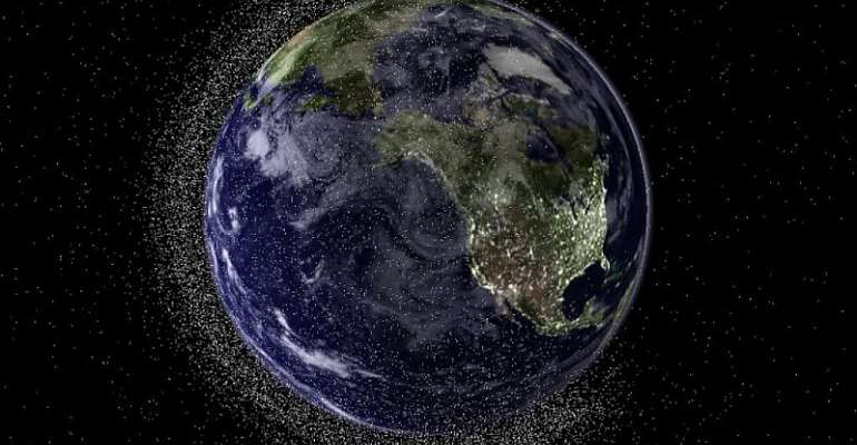 Space Arms Treaty Should Consider Threat Posed By Debris, Says Eu
