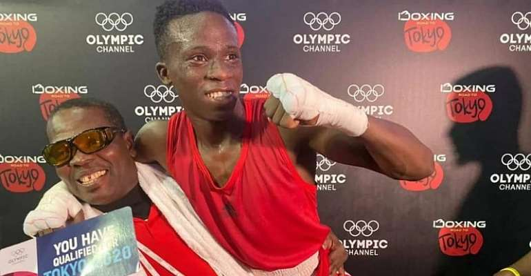 GEODRILL To Support Amateur Boxers' For 2020 Olympics