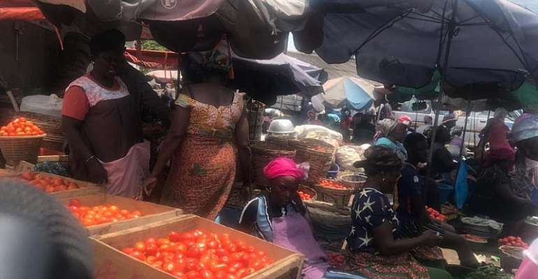 COVID-19: 137 Markets In Accra To Be Disinfected On Monday