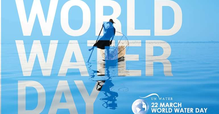 World Water Day: Sanitation Minister Calls For Collective Effort To Provide Clean Water For All