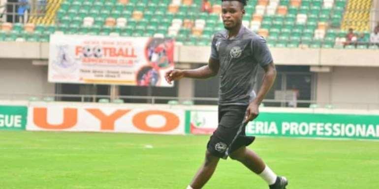 Nigerian Footballer Ifeanyi George Dies In Horrific Road Accident [PHOTO]