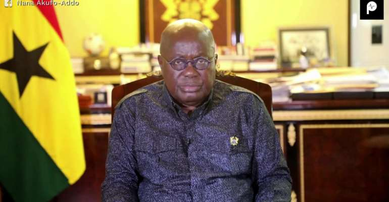 Full Text: Akufo-Addo's 3rd Nation Address On Coronavirus