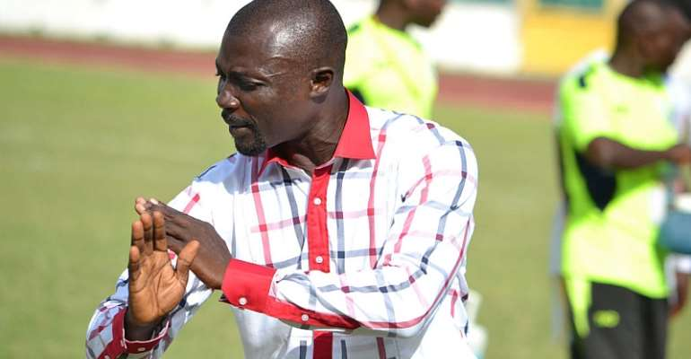 CONFIRMED: Karela United Part Ways With Head Coach Enos Adepah