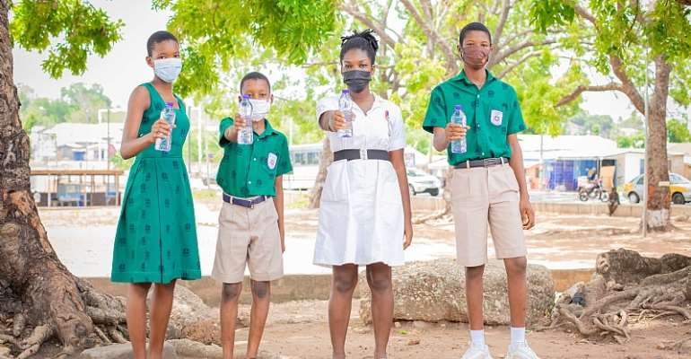 Iona Reine calls for responsible use of water to mark World Water Day