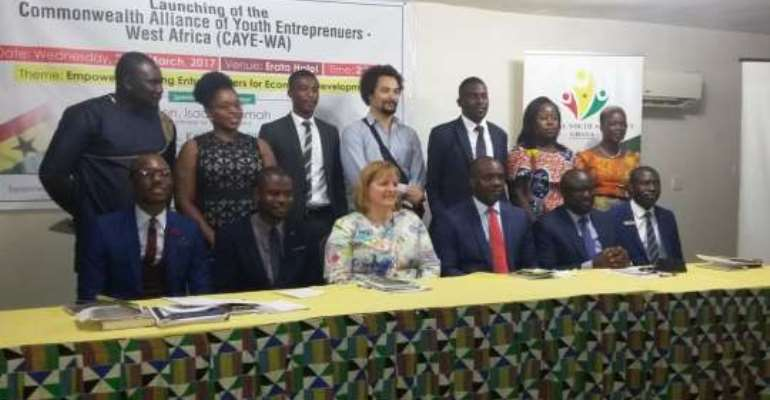 CAYE West Africa launched to spur entrepreneurship in West Africa