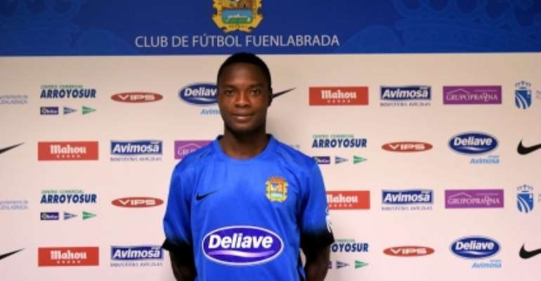 Spanish third-tier Fuenlabrada complete signing of Ghanaian kid Yaw Arnol on three-year deal
