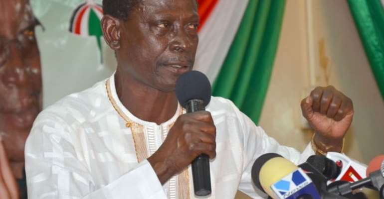 NDC-UK/Ireland Chapter Mourns With The Family Of Dr. Kwabena Agyei
