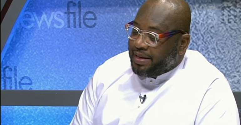 Randy Abbey is the Host of Good Morning Ghana, a magazine programme on Metro TV