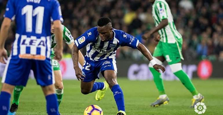 We Are Under Pressure To Win 2019 AFCON - Wakaso