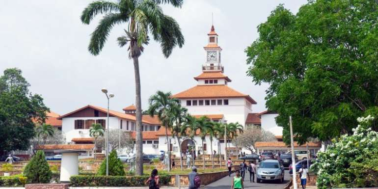 COVID-19: University Of Ghana Goes Online For Lectures