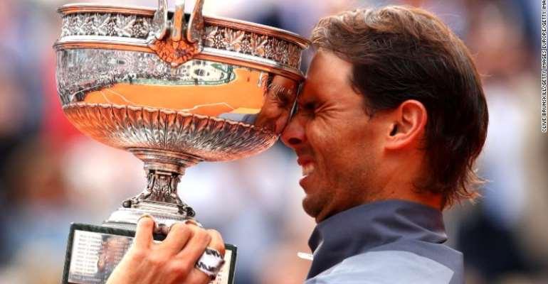Rafael Nadal Reassures Parents As His Academy Locks Down Amid Coronavirus