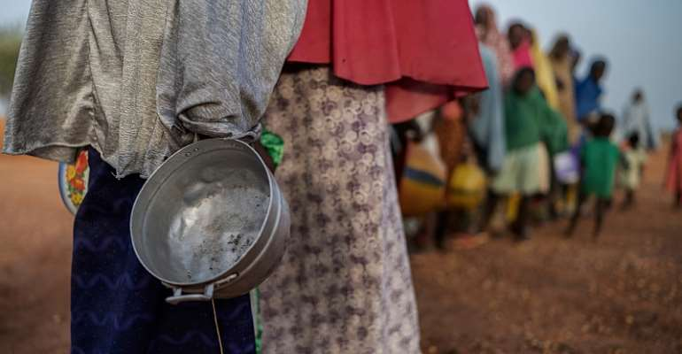 Kenya now suffers from serious levels of hunger - Source: Stosun/Shutterstock
