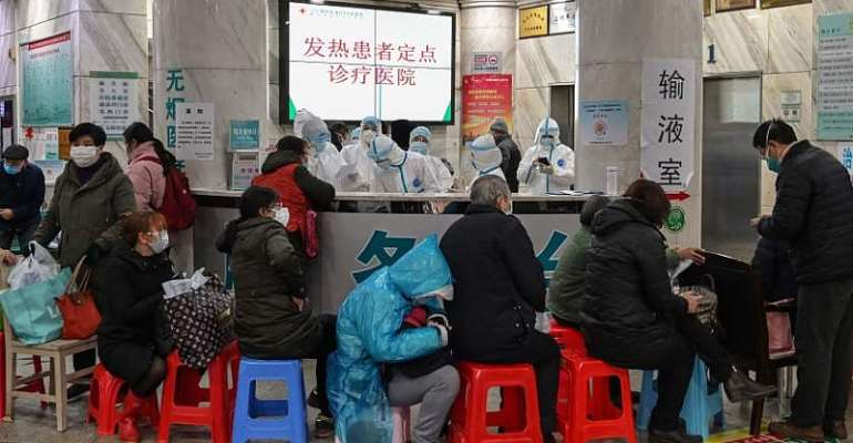 Ghanaian In Wuhan Writes: Two Months Of A Complete Lockdown, So Far, So Good