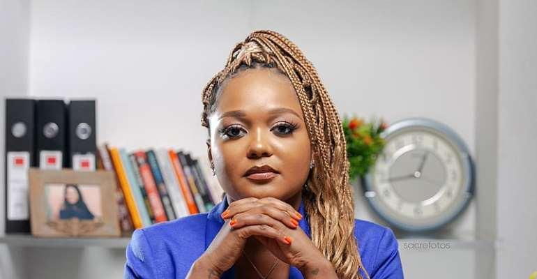 Ablerdu Samuela Nakwor CEO Of Ella Cadie Jewelry