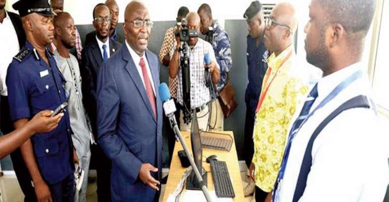 Bawumia Pushes For Quick Fix Passport