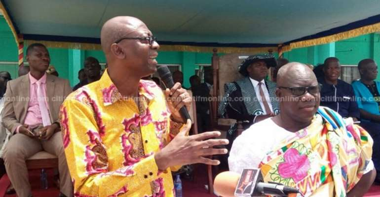 KK Sam endorsed as Chief Executive for Sekondi-Takoradi