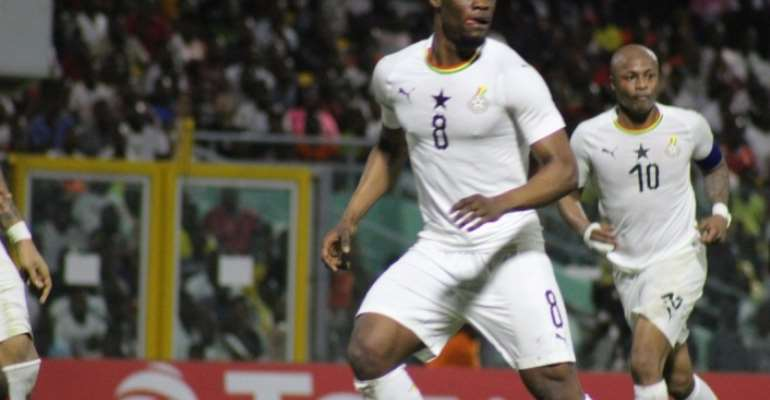 Caleb Ekuban Reveals How He Can Make Black Stars AFCON Squad