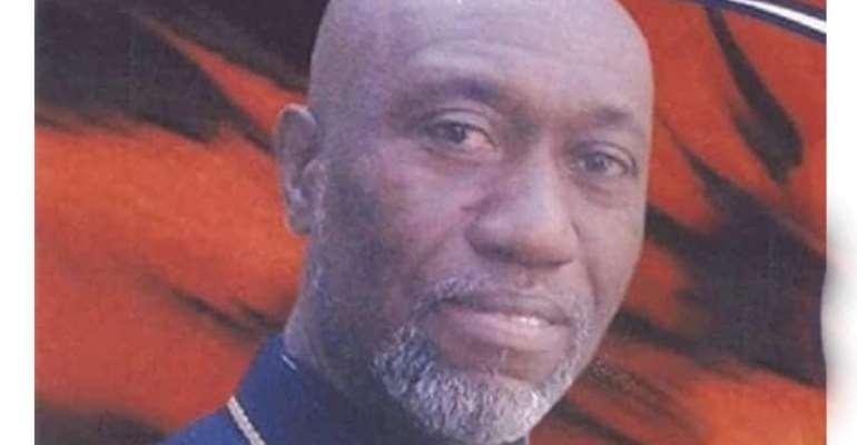 Apostle Kofi Nkansah Sarkodie aka Saint Sark