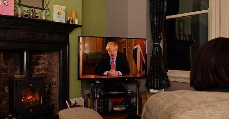 Boris Johnson puts Britain under coronavirus lockdown tells people to stay home