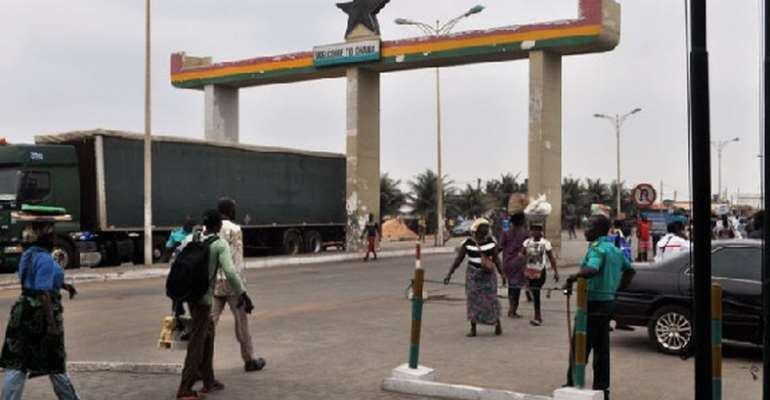 Coronavirus: American, Others Grabbed Trying To Illegally Cross Ghana Border