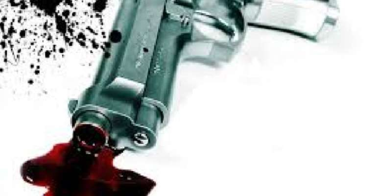 Police Kills Two Suspected Armed Robbers