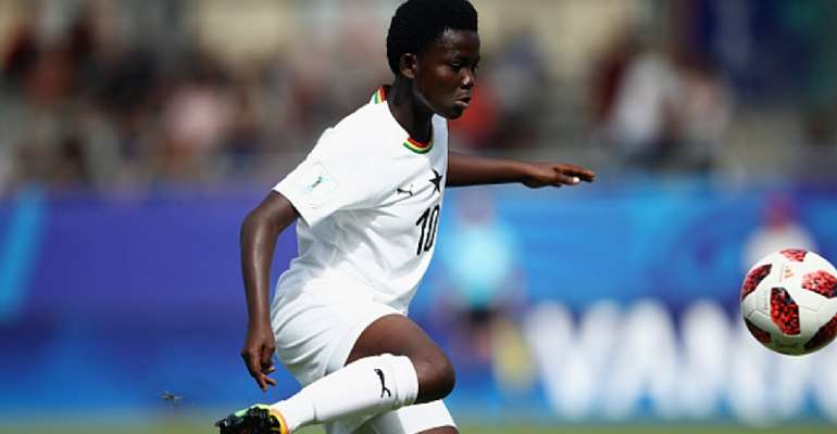 Ernestina Abambila Is Part Of My Plans For 2020 AWOCON, Says Black Queens Coach Mercy Tagoe