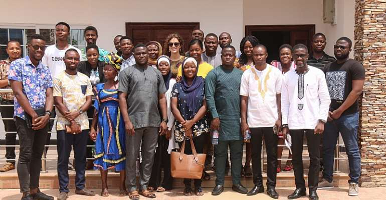 Ghanaian CSOs Equipped To Effectively Mobilise Communities To Demand Accountability​​​​​​​