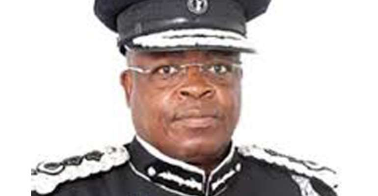 IGP, James Oppong-Boanuh