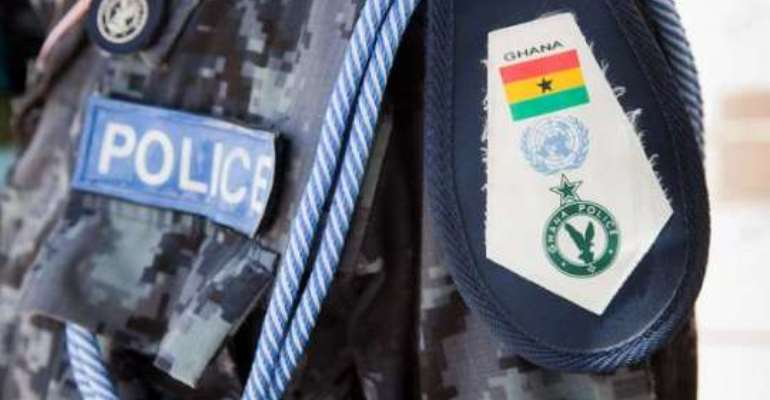 Two Policemen in court for robbery
