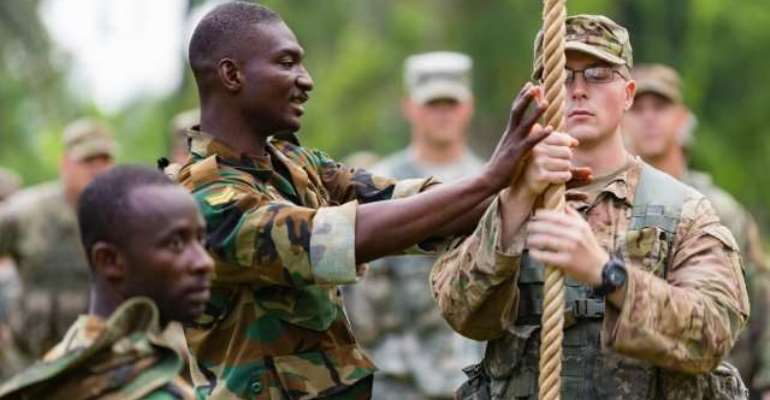 98% Ghanaians Undoubtedly Said No To The US Military Agreement But Cabinet Said Yes