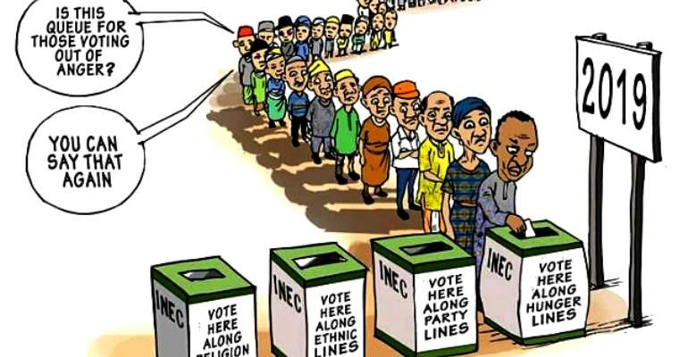 The Left and Nigeria's 2019 election