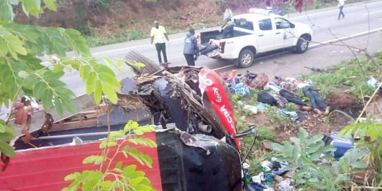 Ghana Roads:Are They Deathtraps?