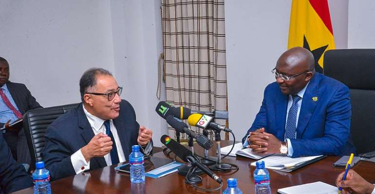 World Bank Lauds FREE SHS And Pledges More Support