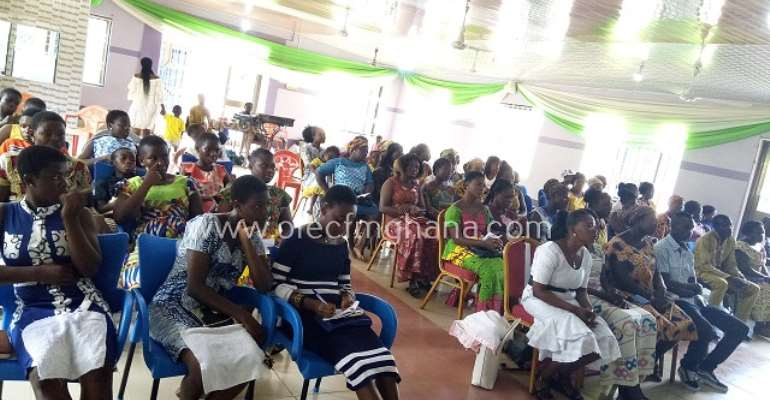 BCI To Engage Female SHS Students For Breast Cancer Awareness Creation