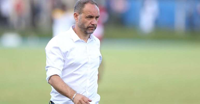 Kenya Head Coach Sébastien Migné