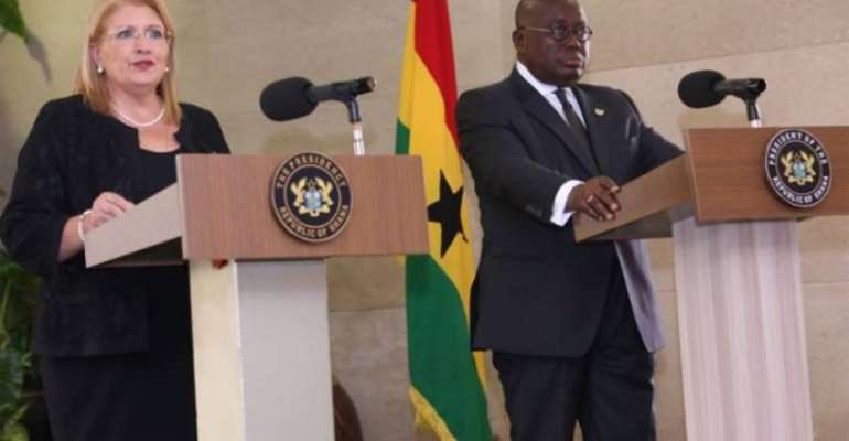 Nana Addo Goes To Malta To Deepen Ties
