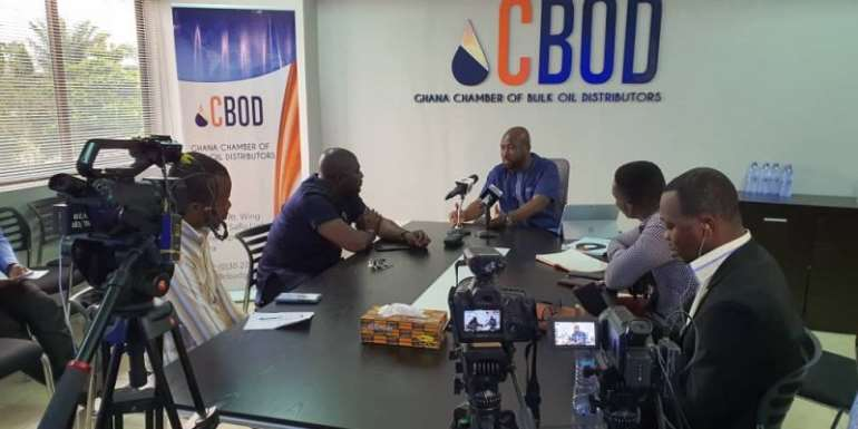 CBOD Educates Journalists On Petroleum Pricing Amidst Complaints Of Insufficient Reduction