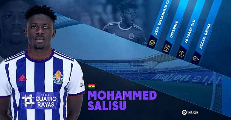 Ghanaian Rising Star In La Liga Rising: Mohammed Salisu