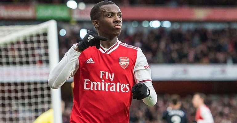 Can Eddie Nketiah Replace Aubameyang As Arsenal's Attacking Lynchpin?