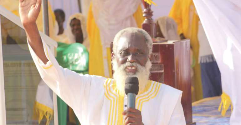 COVID-19: Allow Churches To Operate, Apostle Agbelenyoh Urges Prez Akufo Addo