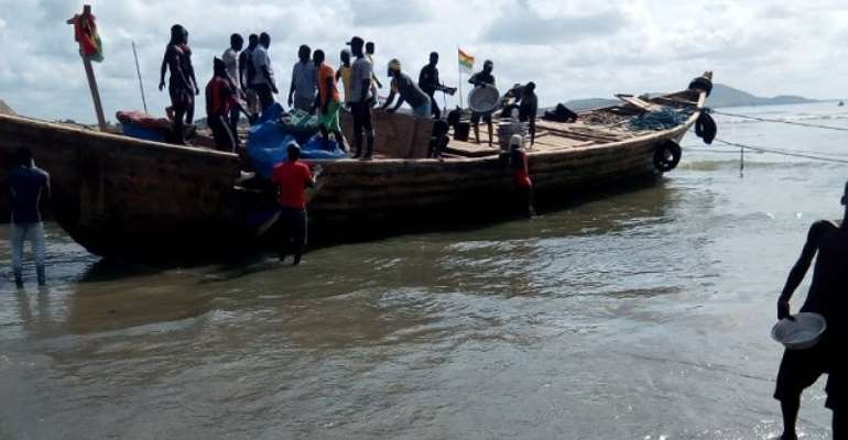 Ghana's Law Is Clear: Saiko Fishing Is Illegal – And As Corona Threatens Communities It Is Even More Important That It Ends