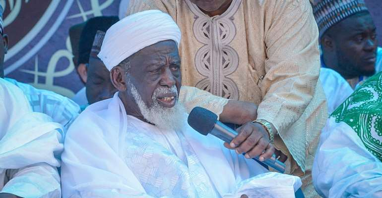 Coronavirus: Chief Imam Ask Muslims To Fast For Two Days