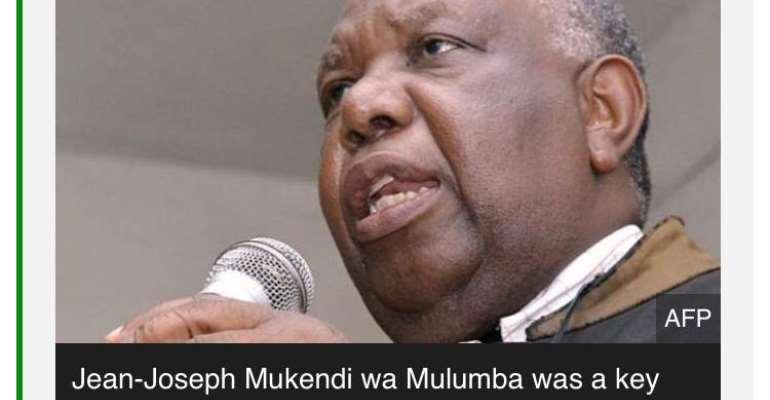 Jean-Joseph Mukendi wa Mulumba
