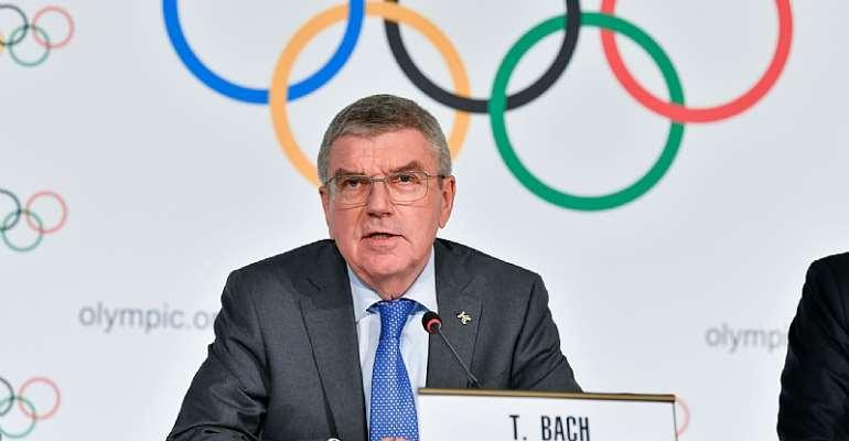IOC Executive Board Steps Up