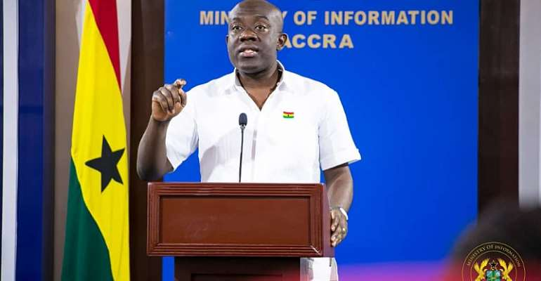 COVID-19 : All Lockdown Request Are On Table – Oppong Nkrumah