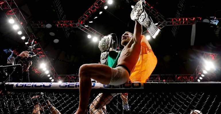 Conor McGregor: UFC star Retires From Fighting