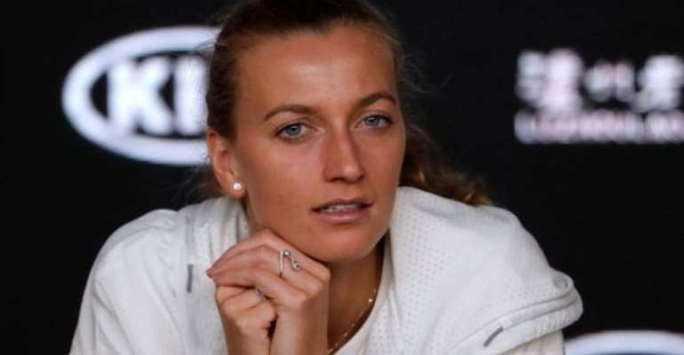 Man Who Stabbed Tennis Star, Petra Kvitova Jailed For Eight Years