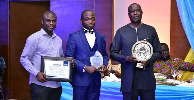 MTN Gets Platinum Award From GRA